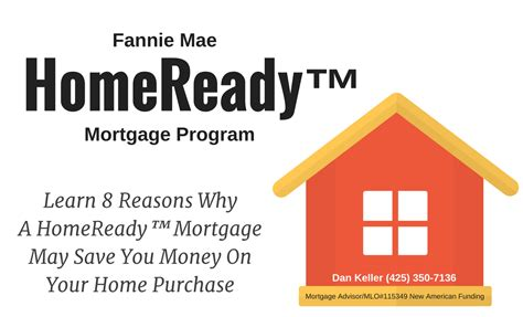 fannie mae homeready mortgage everett wa seattle fha