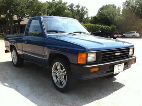1985 Toyota Tacoma Purchase Used 1985 Toyota Tacoma 115 000 Nr