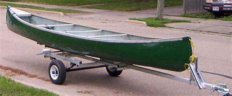 aluminum canoe   aluminum canoe trailer