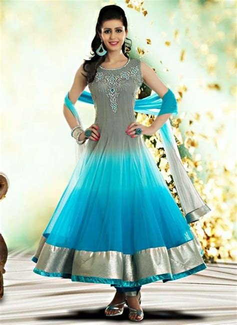 Anarkali Dresses 2014   2015 Collection for Women