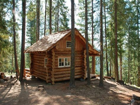 Small Cabins With Loft | small log cabins with lofts small log cabin floor plans small cabin forum mexzhouse com