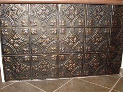 chelsea decorative metal company introduces pressed tin