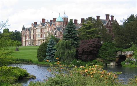 sandringham house country home of the british royal