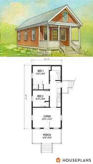 2 Bedroom Cottage House Plans cottage style house plan 2 beds 1 baths 544 sq ft plan