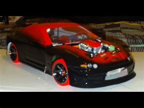 custom nissan silvia hpi sprint 2 drift custom nissan silvia s15 youtube