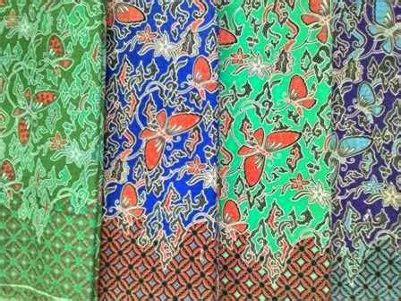Kain Putih Spun Katun Arab batik rudra sakti
