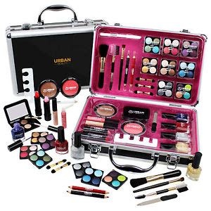 Vanity Gift Sets Professional Vanity Cosmetic Make Up Box