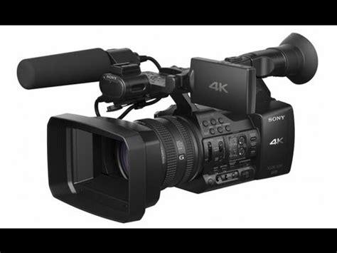 sony pxw z100 compact 4k xdcam camcorder youtube