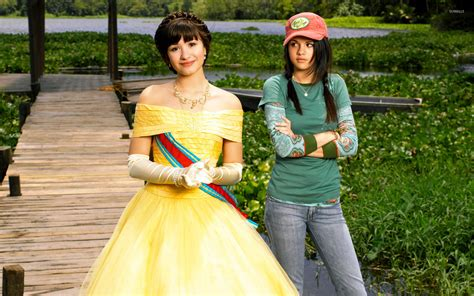 demi lovato selena gomez movie princess protection program princess protection program wallpaper movie wallpapers