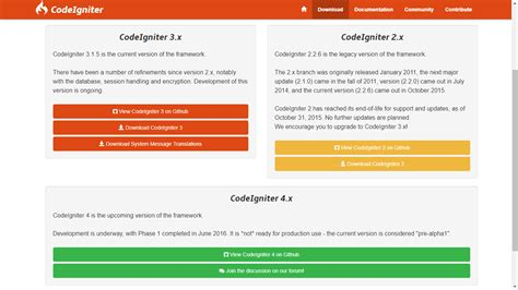 membuat website dengan codeigniter tutorial framework codeigniter 3 lengkap step by step