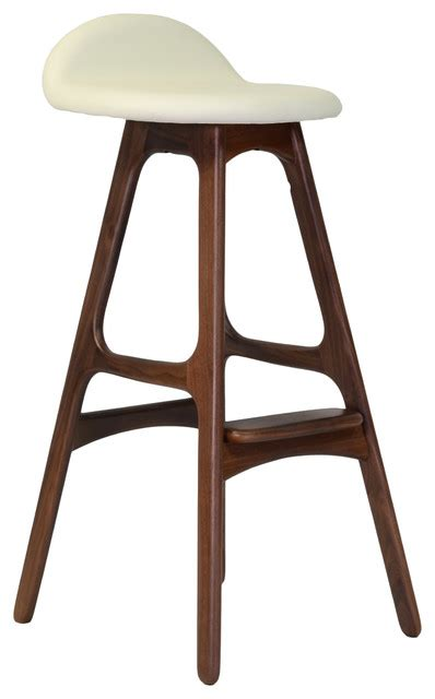 danish design bar stools mid century danish teak bar stool by design tree home