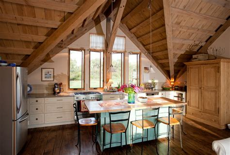 excellent ways  give   barn  nice  makeover