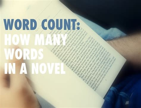picture book word count word count how many words in a novel