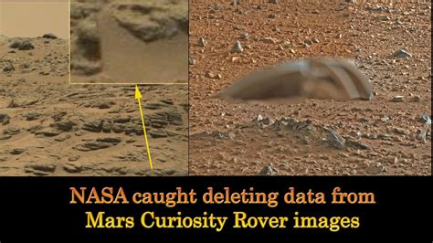 From Mars nasa deleting data from mars curiosity rover images
