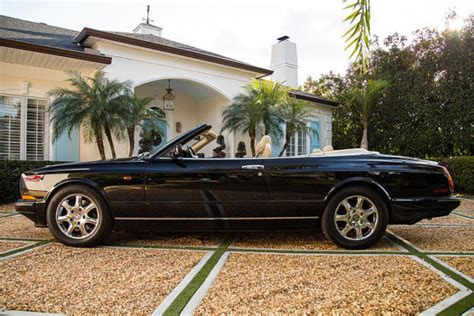 1997 bentley azure 1997 bentley azure convertible 206197
