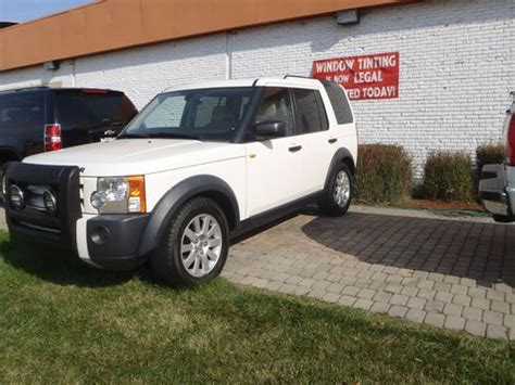 purchase new 2006 2013 land rover lr3 se 2nd owner mint