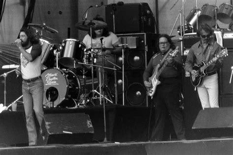 Atlanta Rhythm Section Rhythm by The 1978 Knebworth Concert Atlanta Rhythm Section Paul Bednall Gallery
