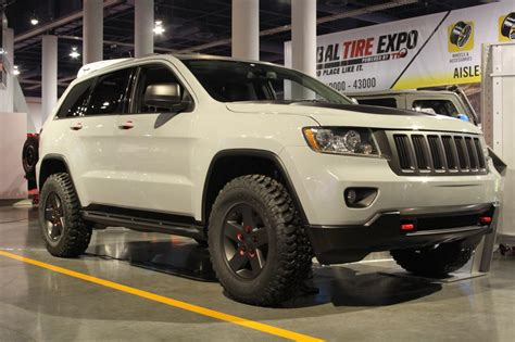 Sema 2010 Jeep Grand Cherokee Off Road Edition Photo