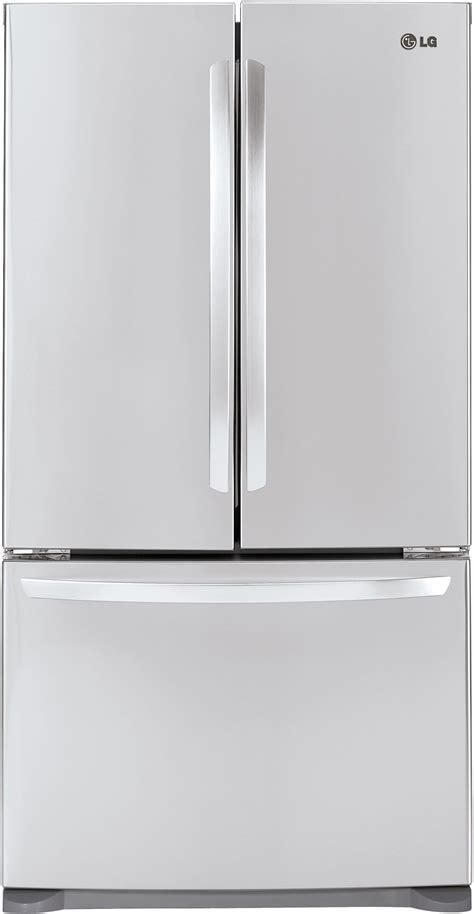 lg depth refrigerator lg lfc21776st 36 inch counter depth french door