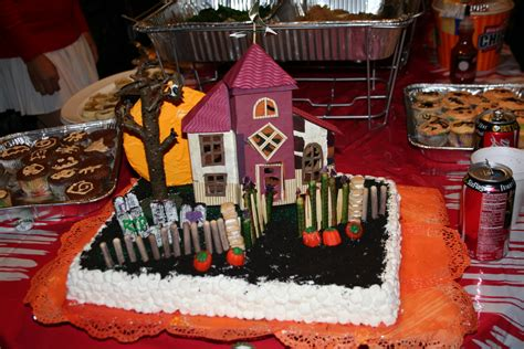 haunted house design ideas haunted house cakes decoration ideas little birthday cakes
