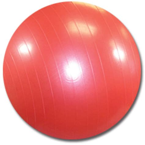 exercise ball burst resistant   cm