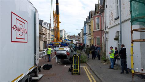 film location robot overlords our robot overlords film set bangor 169 rossographer cc
