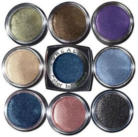 Eyeshadow Loreal l oreal 24hr color infallible eyeshadow available in 16
