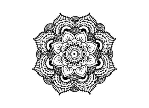 beautiful set of mandala temporary tattoo mytat com