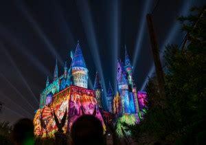 magic of christmas at hogwarts castle orlando informer