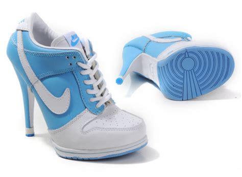 nike dunk high heels for cheap s nike dunk high heels low shoes light blue