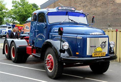 volvo titan   meeting  veteran trucks  silkeborg flickr