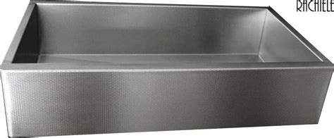 large stainless steel sink stainless steel sinks that hide scratches and water spots