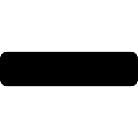 Line Black Top 26317 minus horizontal line sign free signs icons