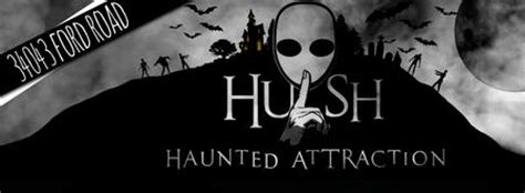 hush haunted house haunted house in westland michigan mi hush haunted attraction