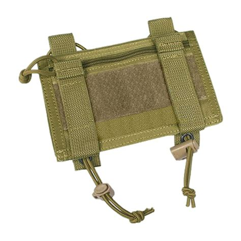 Airsoft Outdoor Idadmin Pouch flyye army tactical arm band ver fe id holder admin pouch