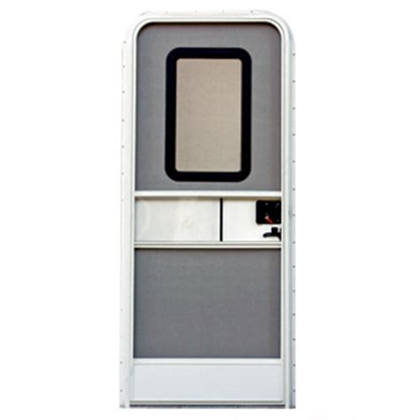 Opening For A 30 Inch Door by Ap Products 015 217720 Polar White Towable Entry Square