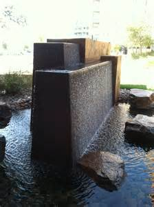 modern water feature modern fountain 187 sage outdoor designs