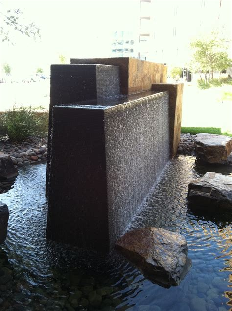 modern water fountain modern fountain 187 sage outdoor designs