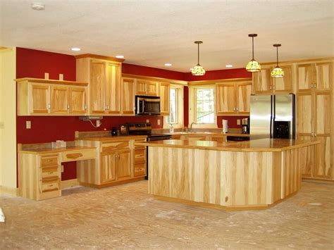 hickory kitchen cabinets home depot kitchen tile ideas for hickory cabinets loccie better homes gardens ideas