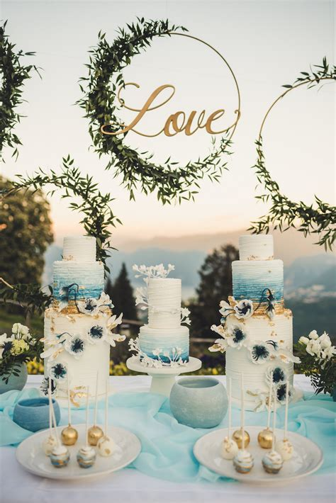 15 idee per sweet table perfetti   Wedding Wonderland