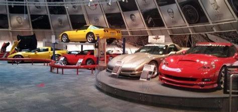 corvette museum delivery reviews