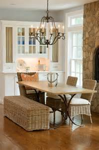 Dining Room Bench Seating Ideas by Terrific Wicker Bench Seat Decorating Ideas Gallery In