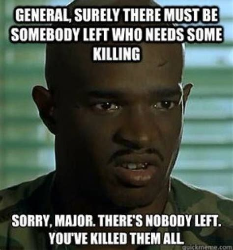 Film Major Meme - 13 best images about major payne on pinterest the army