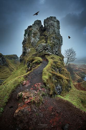 scotland fairy castle flickr photo sharing the fairy glen isle of skye flickr photo sharing