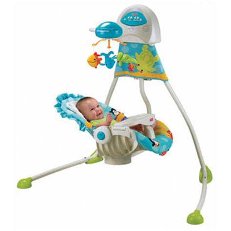 Fisher Price Precious Planet Cradle Swing by Fisher Price Precious Planet Cradle Swing Review