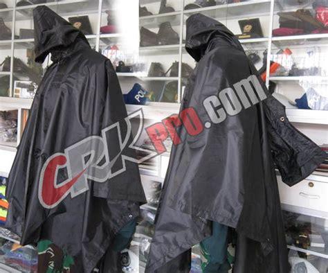 Jas Hujan Dua Kepala Dengan Ponco ponco hitam pabrik konveksi jas hujan murah bandung jual harga grosir