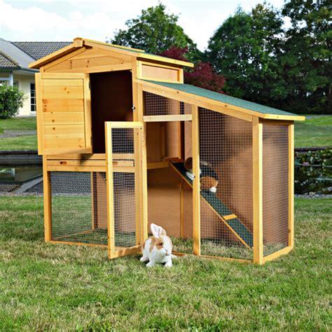 gabbie esterne per conigli conigliera gabbia in legno x roditori x conigli 140x120x65