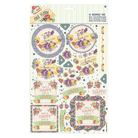 Clearance Decoupage Sets Scrapbooking Paper Card