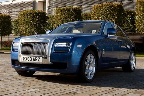 Rolls Royce 2012 2012 Rolls Royce Ghost Photos Informations Articles