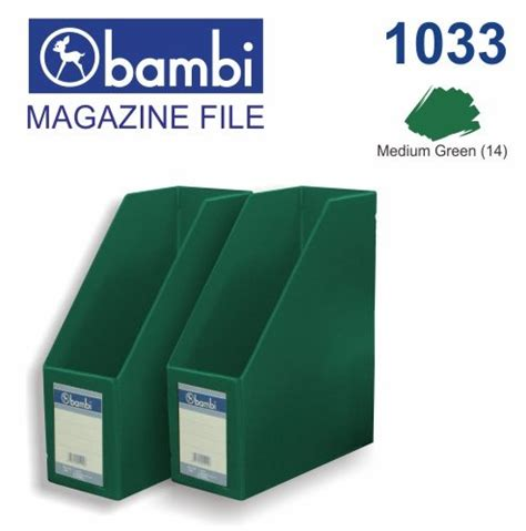 Bindex Box File 1034b magazine file 1033